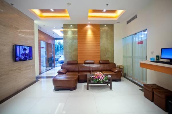 上海百达丽医疗美容门诊部环境图1