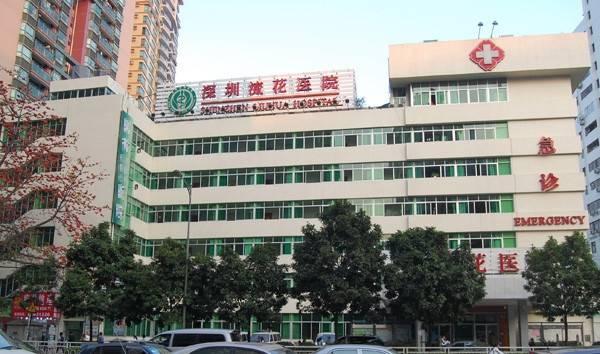 深圳流花医院环境图1