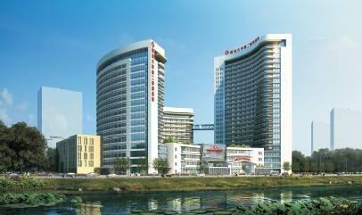 郑州大学第二附属医院环境图1
