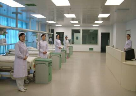 郑州大学第二附属医院环境图4
