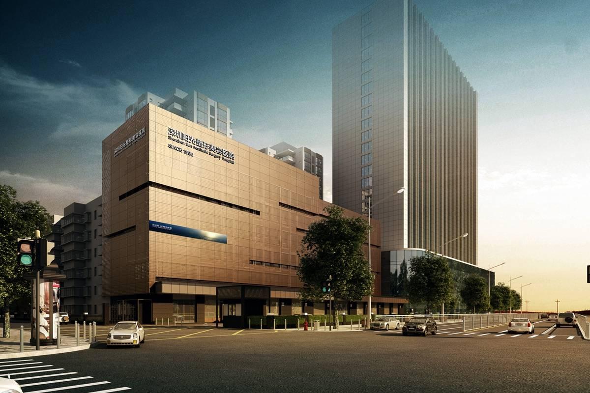 深圳阳光整形美容医院环境图1